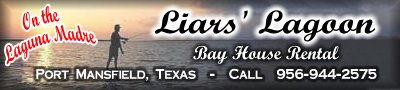 Liars' Lagoon Bay House Rental